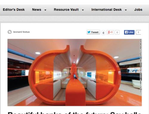 Orbit Draft – Banks of the Future
