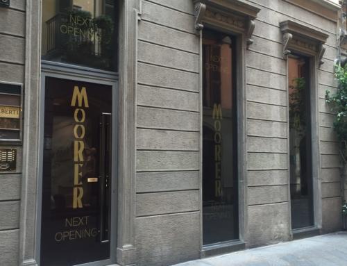 Moorer Flagship Store – Via della Spiga 48 – Milan