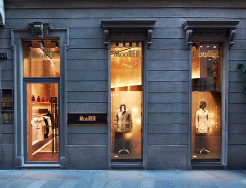 Moorer Flagship – Via della Spiga 48 Milano